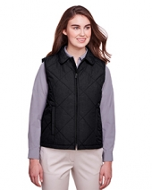 Ladies' Dawson Quilted Hacking Vest