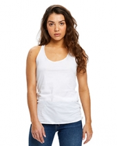 Ladies' 3.5 Oz. Raw Edge Racer Tank