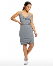 Ladies' Modal Wrap Dress