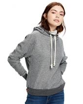Unisex French Terry Snorkel Pullover Sweatshirt