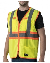 Men'S Ansi Ii Premium Safety Vest