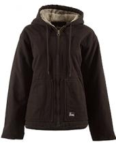 Ladies' Softstone Hooded Coat
