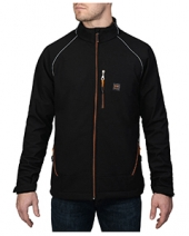Men'S Storm Protector Solid Soft Shell Jacket