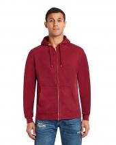 Unisex Premium Full-Zip Hooded Sweatshirt