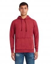 Unisex Vintage Raglan Hooded Sweatshirt