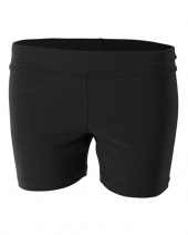 "Ladies' 4"" Volleyball Short"