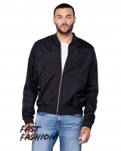 Fast Fashion Unisex Lightweight Bomber Jacket