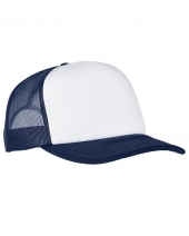 Adult Classics Curved Visor Foam Trucker Cap