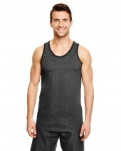 Adult Heathered Tank Top