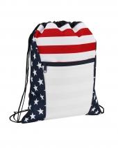 OAD Americana Drawstring Bag