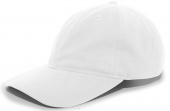Brushed Cotton Twill Buckle Strap Adjustable Cap