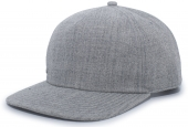 Unstructured Acrylic/Wool Snapback Cap