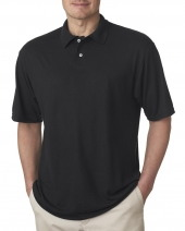 Adult 5.3 oz. 100% Polyester Sport Jersey with Moisture-Wicking Polo