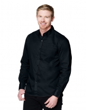 Tri Mountain W700Ls Regal Long Sleeve Brushed Twill Woven Shirt