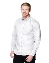 Tri Mountain W700Ls Regal Long Sleeve Brushed Twill Woven Shirt