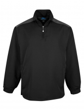 Tri Mountain 2650 Parkview Windproof Long Sleeve Windshirt