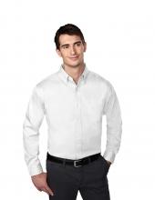 Tri Mountain 780 Chairman Men'S Wrinkle Free Pinpoint Oxford Shirt