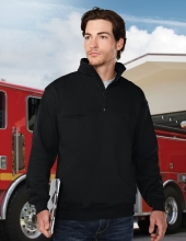 Tri Mountain 647 Alarm Men'S Pullover Sweat Shirt