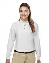 Tri Mountain 602 Victory Women'S Long Sleeve Golf Shirt