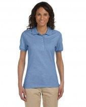 Ladies' 5.6 oz. SpotShield™ Jersey Polo