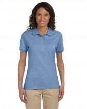 Ladies' 5.6 oz. SpotShield™ Jersey Polo
