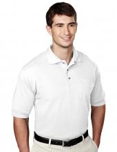 Tri Mountain 106 Men'S 60/40 Pique Pocketed Golf Shirt