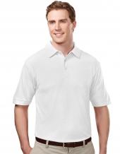 Tri Mountain 107 Endurance Poly Ultracool Waffle Knit Golf Shirt