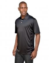 Tri Mountain 158 Vigor Men'S Poly Ultracool Pique Golf Shirt
