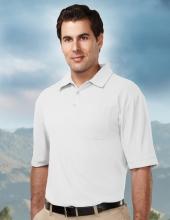 Tri Mountain K107P Endurance Pocket Men'S Golf Shirt