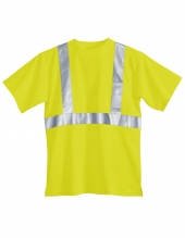 Tri Mountain 222 Boundary Polyester Safety Shirt