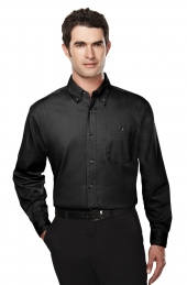 Tri Mountain 810 Executive Men'S Cotton Long Sleeve Twill Shirt