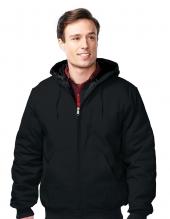 Tri Mountain J4550 Foreman Men'S Cotton Canvas Hooded Jacket