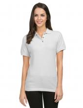 Tri Mountain 102 Contour Women 60/40 Pique Golf Shirt