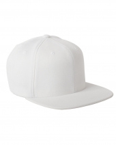 Adult Wool Blend Snapback Cap