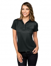 Tri Mountain Kl020 Lady Vital Short Sleeve Polo Shirt