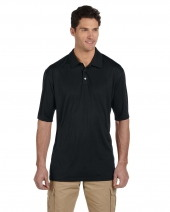 Men's 4.1 oz. 100% Polyester Mesh Sport with Moisture-Wicking Polo
