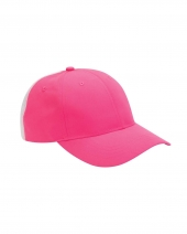 Adult Contrast Back Stripe Clubhouse Cap