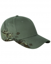 Bass Structured Mid-Profile Hat