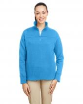 Ladies' Anchor Quarter-Zip Pullover