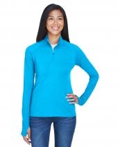 Ladies' Meghan Half-Zip Pullover