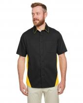 Men's Flash IL Colorblock Short Sleeve Shirt
