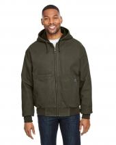 Men's Laramie Canvas Hooded Jacket