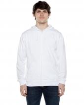 Unisex 4.5 oz. Jersey Long-Sleeve Full-Zip Hooded T-Shirt