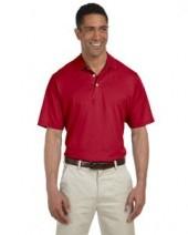 Men's High Twist Cotton Tech Polo