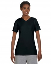 Ladies' Cool DRI® with FreshIQ V-Neck Performance T-Shirt