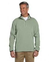 Microfleece Quarter-Zip Pullover