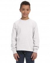 Youth 5 oz. HD Cotton™ Long-Sleeve T-Shirt