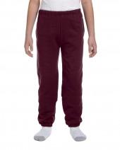 Youth 9.5 oz. Super Sweats NuBlend Fleece Pocketed Sweatpants