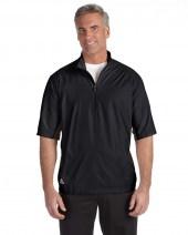 Men's climalite Colorblock Half-Zip Wind Shirt