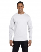 Adult 6.1 oz. Long-Sleeve Beefy-T®